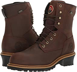 "Irish Setter Mesabi 8"" Steel Toe"
