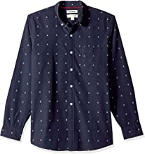 Amazon Brand - Goodthreads Men's Standard-Fit Long-Sleeve Dobby Shirt