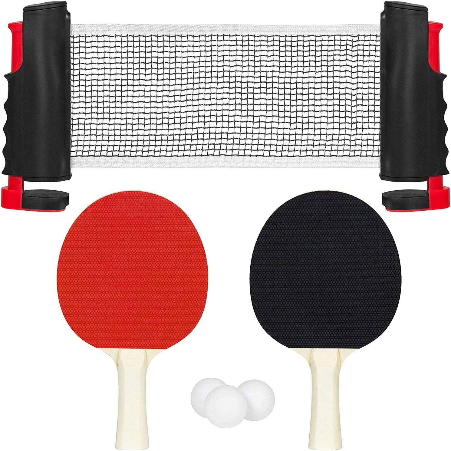 CH Solutions Portable Travel Table Tennis 2021 model Or Ping O Pong Indoor overseas