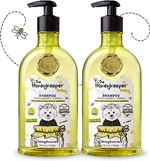 Honeykeeper Baby Shampoo Calming Chamomile, 14 fl.oz. 2pk