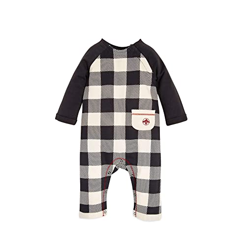 c0a92081e297 Burt s Bees Baby Baby Boys  Romper Jumpsuit