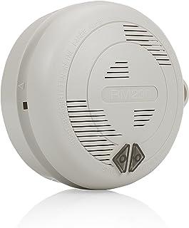 Smartwares RM230 Rookmelder – Koppelbaar – 230 Volt – 90 dB – Met back-up batterij - Testknop, wit