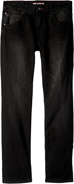 Rebel Stretch Jeans in Wrecker (Big Kids)