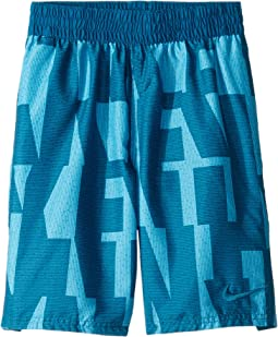 "8"" Vector Lap Volley Shorts (Big Kids)"