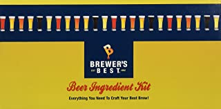 Brewers Best American Light Home Brewing Ingredient Kit