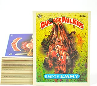 1987 Topps Garbage Pail Kids 9th Series Complete 88 Sticker Card Set Includes Both A and B Variations