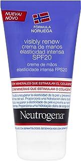 Neutrogena Crema De Manos (Elasticidad Intensa, SPF 20) - 75 ml.