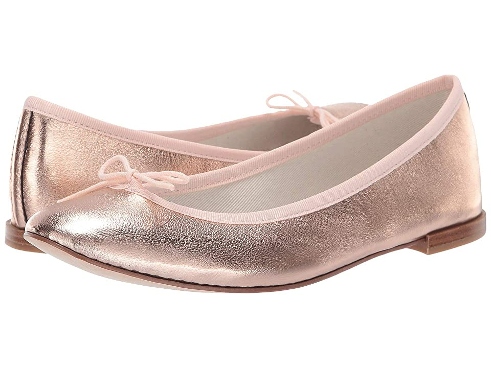 Repetto Cendrillon (Rose Gold Metallic) Women