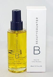 BeautyCounter Beauty Counter Body Oil Citrus Rosemary - Full Size 2.7 oz