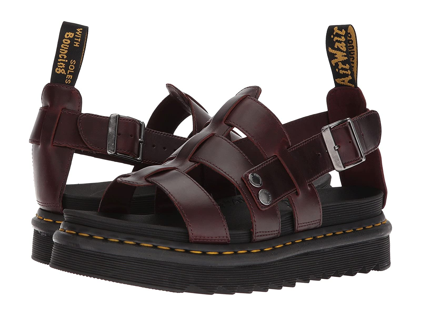 Dr. Martens TerryComfortable and distinctive shoes