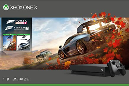 Xbox One X Forza Horizon 4