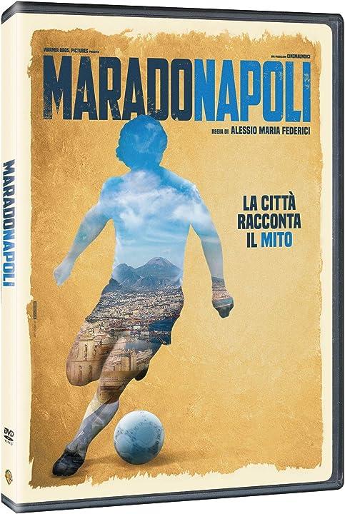 Documentario dvd maradona maradonapoli B076LSNCQZ