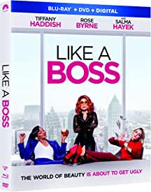 LIKE A BOSS arrives on Digital April 7th and on Blu-ray and DVD April 21st from Paramount