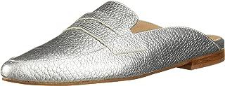 KAANAS Womens M00040N Albarossa Pointy Mule Flat Fashion Slide Shoe