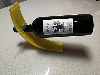 Porta Bottiglia di vino curvo