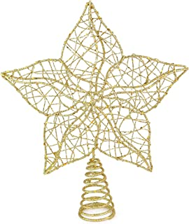 Best red star tree topper Reviews