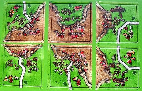 Carcassonne - Die Belagerer, Mini-ErWeißerung von Hans im Glück