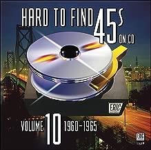 Hard to Find 45s on Volume 10: 1960-1965
