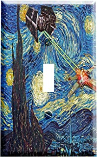 Starry Night Wars Switchplate - Switch Plate Cover