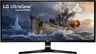 LG 34 Inch Ultra Wide Curved Monitor - 34UC79G-B