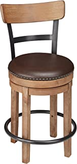 Best grey and oak bar stool Reviews