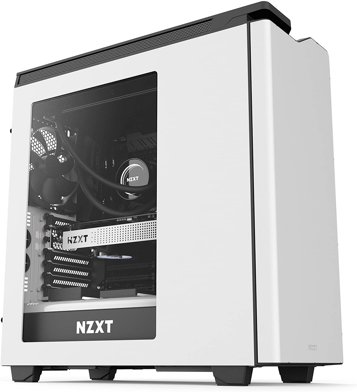 AMD and NVIDIA GPU Compatibility Enhanced GPU Cooling GPU Mounting Kit for Kraken X Series AIO Black Active Cooling for VRM NZXT Kraken G12