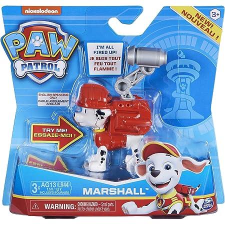 Bizak Patrulla Canina, Figura Heroes Mighty Pups Marshall (61928602)
