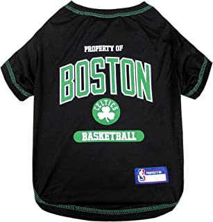 NBA PET APPAREL. - Licensed HOODIES & T-SHIRTS for DOGS & CATS available in 25 BASKETBALL TEAMS & 5 sizes. TOP QUALITY Cute pet clothing for all Sports Fans. NBA DOG GEAR