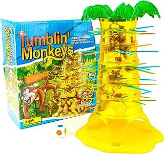 モンキーツリー みんなで遊べる ボードゲーム ぶら下がりテーブルゲーム 可愛い猿のおもちゃ (ノーマル)