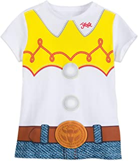 Disney Jessie Costume T-Shirt for Girls - Toy Story Multi