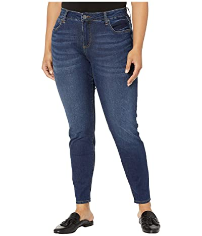KUT from the Kloth Plus Size Diana Skinny Jeans in Avidness (Avidness) Women