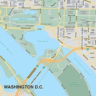 Design Ideas Puzzle Map, Washington DC