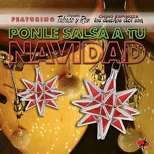Ponle Salsa a Tu Navidad