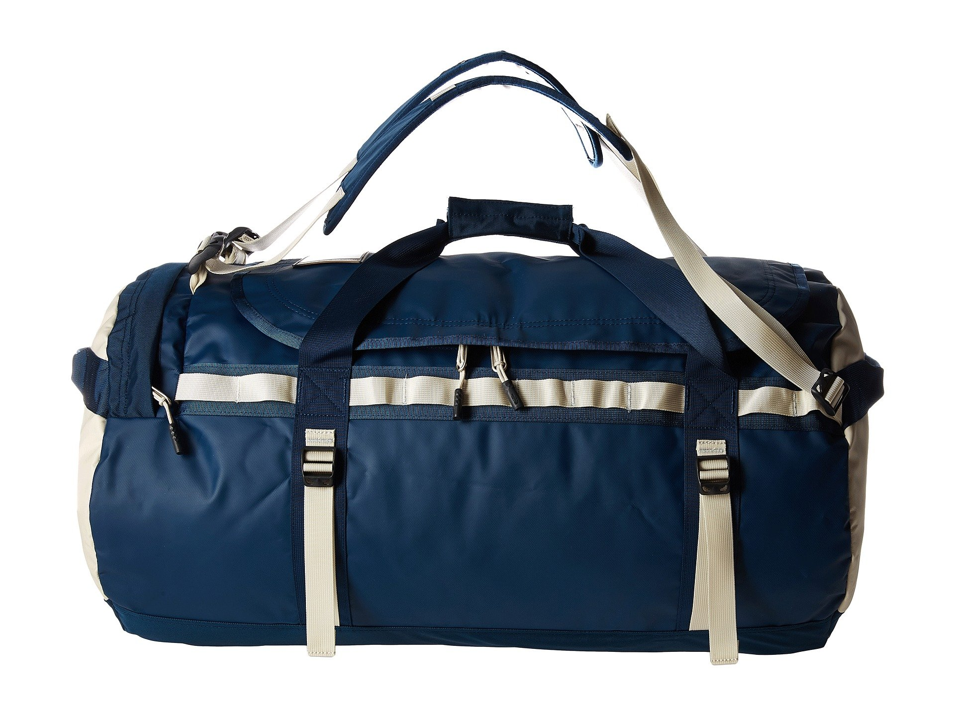 White Duffel vintage Large Face The Blue Base North Camp Teal Wing WFvWZTIqc