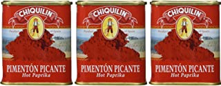Chiquilin Hot Paprika, 2.64 oz - Pack of 3