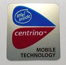 Original Intel Centrino Mobile Technology Sticker 20 x 22mm [41]