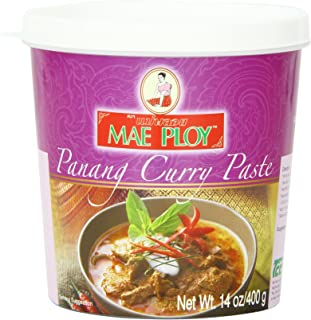 Mae Ploy Panang Curry, Small, 14-Ounce (Pack of 4)