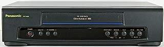 Panasonic 4 Head Omnivision VCR VHS Player Recorder Model PV-7400
