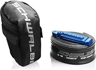 Schwalbe Bicycle Saddle Bag/Tire Lever/Tube Kit