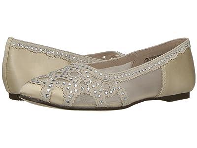 Badgley Mischka Kids Gigi Gems (Little Kid/Big Kid) (Light Gold) Girls Shoes