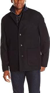 pea coat with vest
