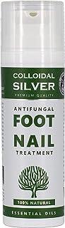 NATURES GREATEST SECRET Colloidal Silver Restore Foot Cream