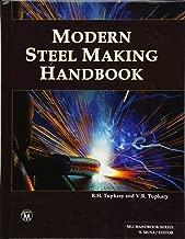 Best modern steel making handbook Reviews