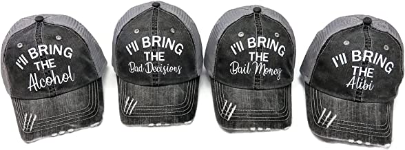 Best i'll bring the alcohol hats Reviews