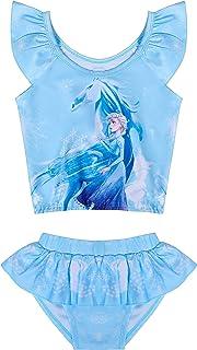 KiKi ملابس سباحة للفتيات الصغار فاخرة ملابس سباحة الأميرة شاطئ المايوه حفلة الصيف