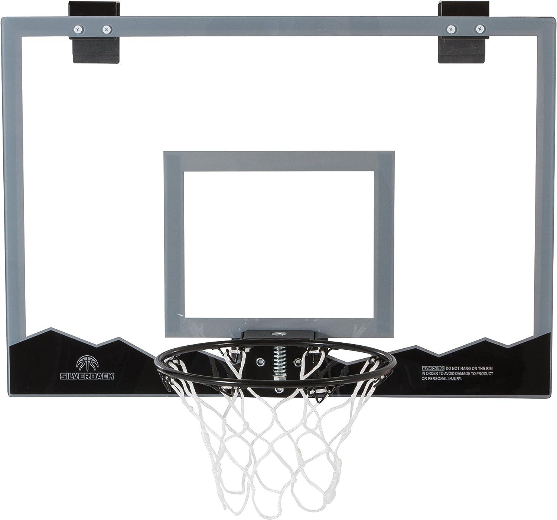 Silverback Mini Basketball Hoop Set, 18