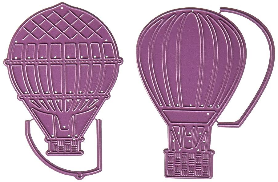 Cheery Lynn Designs B360 Hot Air Balloons W/Angel Wing (Steampunk Series)