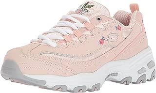 Skechers SPORT 女式明亮花朵运动鞋