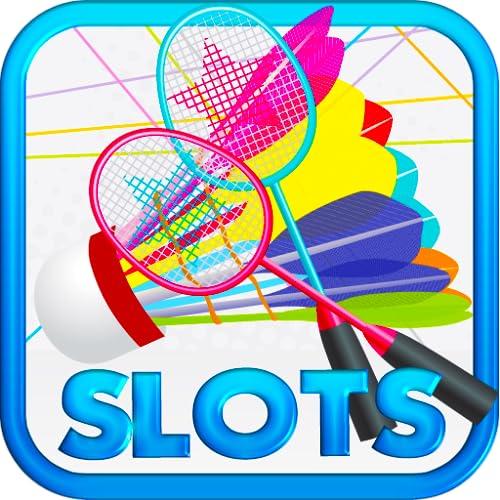 Slots Games Free Racket Badminton