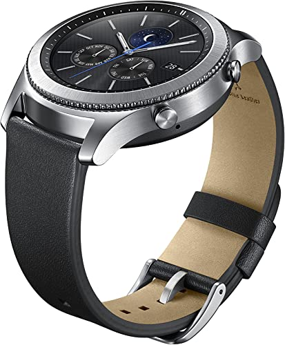 new arrival Samsung Gear discount S3 outlet sale Smartwatch Replacement Band, Black online sale